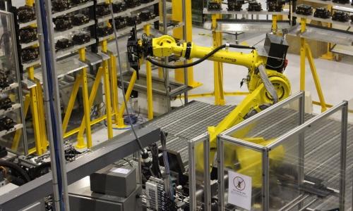 FEMA Corporation making progress on new Component Manufacturing facility in Otsego, MI