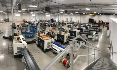 FEMA Corporation announces occupancy of new facility in Michigan